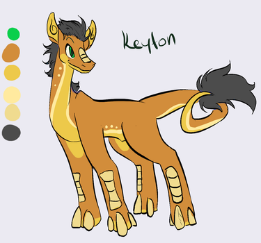 Vipera Null- Keyton by TwoSecondsLighter
