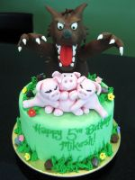 Skylander Birthday Cake Images
