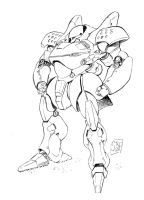 Mecha by hardbodies