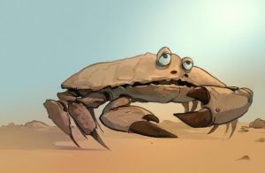 The Crab by Bleeding-I