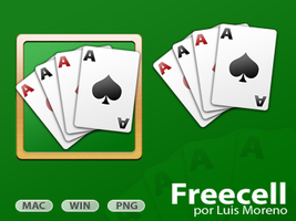 Freecell by Mefistus