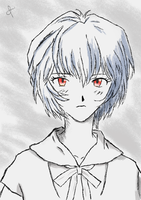 Ayanami Rei by pablopq