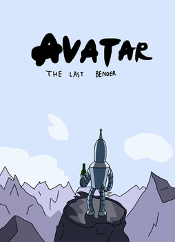 Avatar-The last Bender by TheBadGrinch