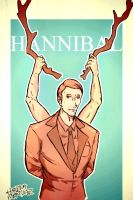 Hannibal by Happy-Bomber