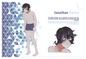 [ANT] Jonathan Bates by Reifae