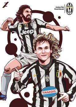 Juventus by zhafranth