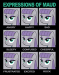 Expressions of Maud by artwork-tee