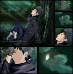 Obito and Rin: Reality is nothing without you by Lesya7