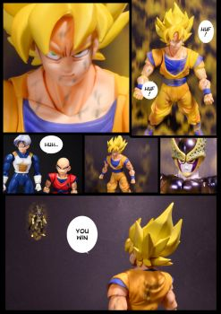 Cell vs Goku Part 5 - p11 by SUnicron