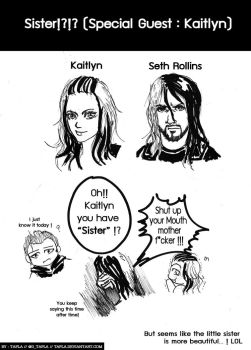 The Shield Funny Moment : Sister!?!? by Tapla