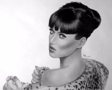 Katy Perry - The One That Got Away by FromPencil2Paper