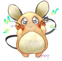 Very Cute Dedenne *REQUEST*