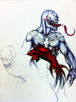 Venom and Carnage Preview by In5an1ty