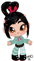 Vanellope by empty-10
