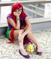 The Human World is too Mainstream by NovemberCosplay