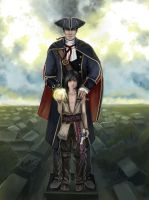 AC3: Father and son by prince-kristian