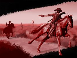 Red Dead Redemption by Indybreeze