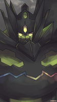 Day 526 D - PERFECT ZYGARDE by AutobotTesla