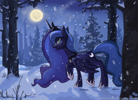 Forest Song by SpainFischer
