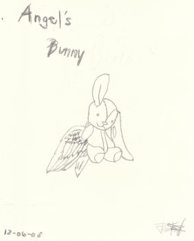 Angel's Bunny by GoofLove101