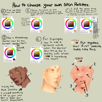 How To Pick Out Your Colors For Semi Realism by TheComicStream