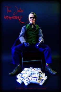 Hot Toys - The Joker 2 by jaysquall