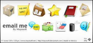 email me by Mayosoft