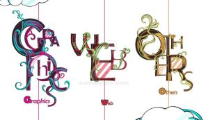 typography by jas2703