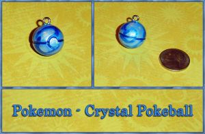 Pokemon - Crystal Pokeball
