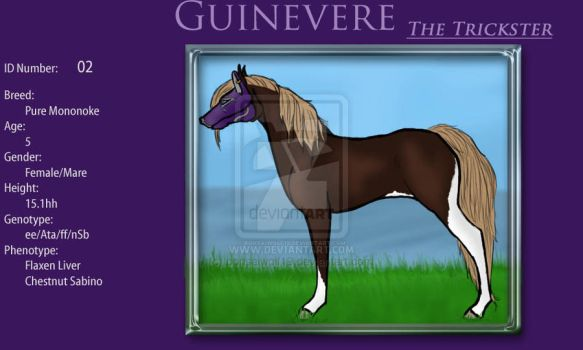 02 Guinevere by bonsaiwolf19