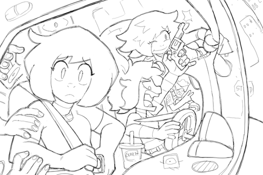 always remember your seatbelt by OctopusSteak