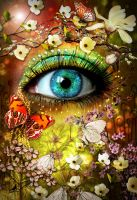 An Eye On Spring by coby01