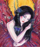 Madame Butterfly by Fairylover17