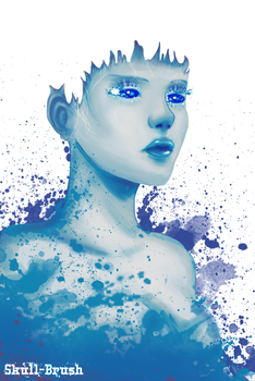 Icicle by Skull-Brush