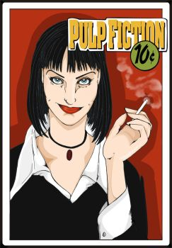 Pulp Fiction by Loolapaloosa