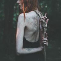 The Aftertaste Of Death by NataliaDrepina