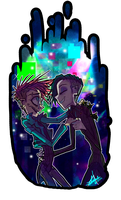 NONAME AND KIL AT by Candys-Killer