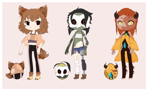 Egg Adoptables results 3/9 by K-dera