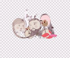 6 new png's by romanticpeople