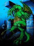 Call of Cthulhu full color by BRAINandFAT