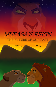 Mufasa's Reign Cover Contest by gjuhfv