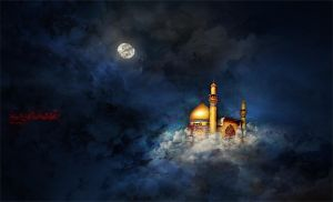 Death of Imam Ali by A91