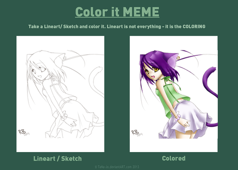 Color It Meme by the-sock-ninja