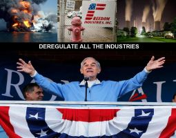 Ron Paul - Deregulate All the Industries by Valendale