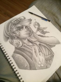 Hipster Link by Mimibert