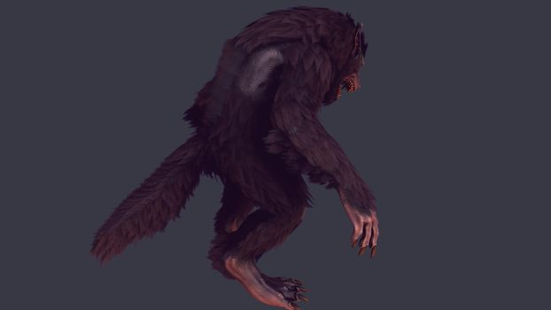 Apex Werewolf Mod Remastered for Skyrim SE 1 by Zerofrust