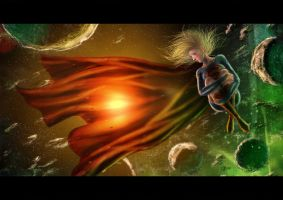 supergirl: fall of new krypton by alecyl