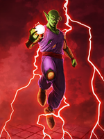 Piccolo, The Demon's Son by zachjacobs