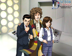 Truthiness - Team TARDIS Four by ErinPtah