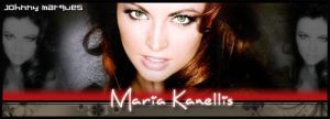 Maria Kanellis by johnnymarques